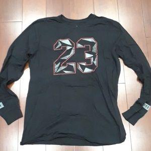 Jordan Longsleeve Shirt